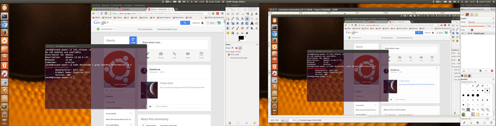 ubuntu 12.04.3 on Inspiron 17R